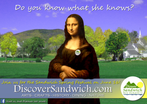 WEDCO Proudly Supports Discover Sandwich & The Moose, NH