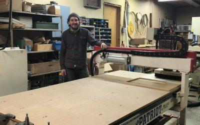 WEDCO loan brings Lower Corner Millworks to life